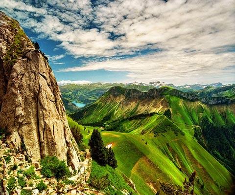 Een berg te hoog…