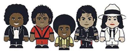 De Michael Jacksons