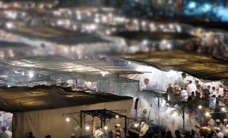 markt marrakech