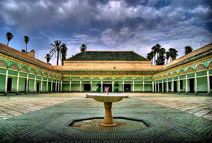 Hoog Catherijne in Marokko
