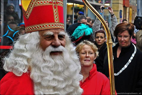 Sint in Almere